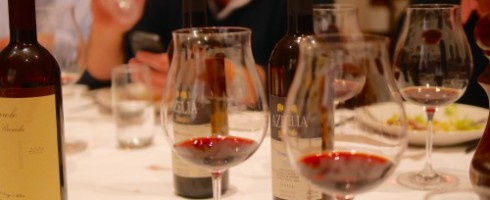 2004 Barolo 10 years on Retrospective photo by Paul Kaan