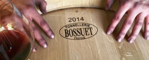 Preparing New French Oak Barrels by Tresna Lee Vintage 2015